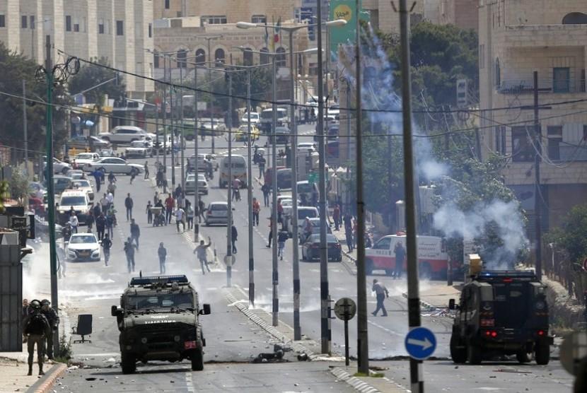 Pengakuan Yerusalem Ibu Kota Palestina