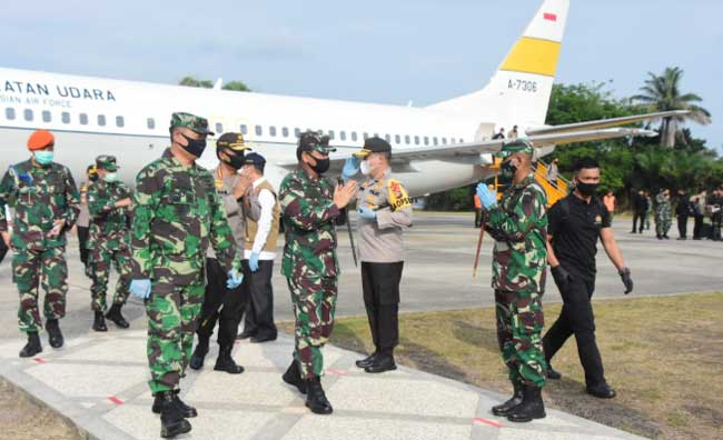 Kunker ke Riau