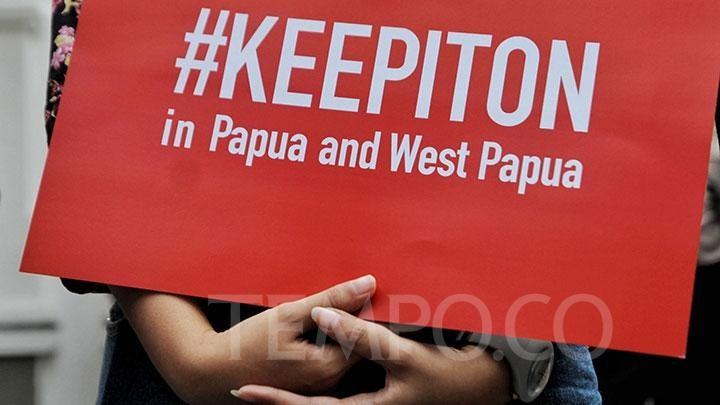 Gagalnya Keamanan Manusia Masyarakat Papua