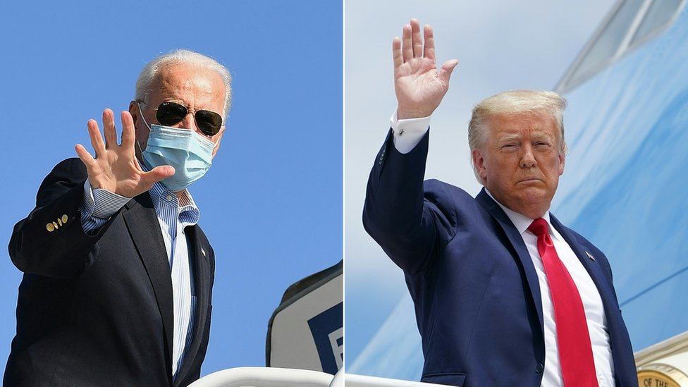 Trump dan Biden Bersaing Ketat di Florida