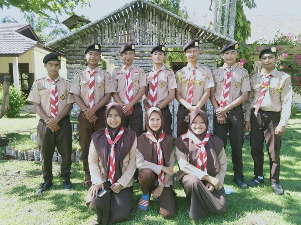 SCOUT SMKN 1 KEPENUHAN...