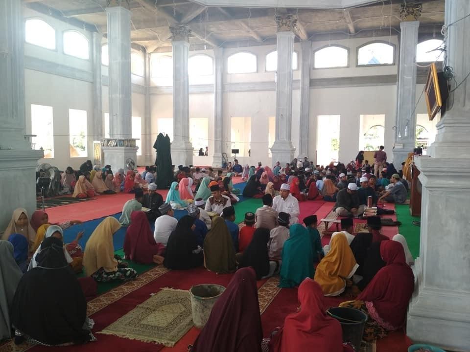 Penerimaan Santri Rumah Tahfidz Kepenuhan
