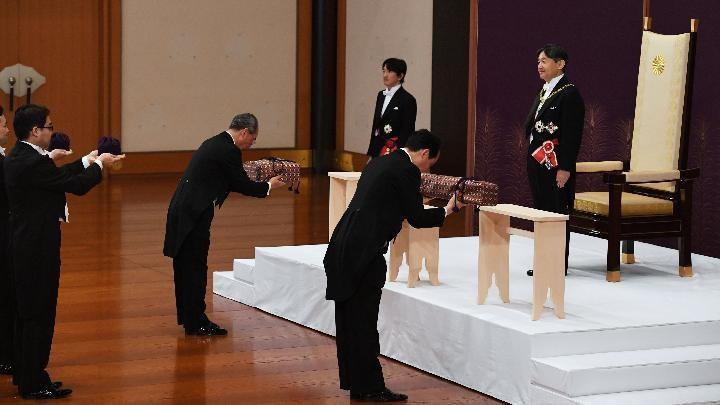 Resmi Jadi Kaisar Jepang, Ini Janji Naruhito