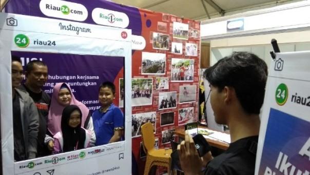 Ikut Lomba Foto dan Vlog Riau24 di Riau Expo 2019, Bisa Menginap di Hotel Bintang 5
