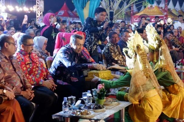 Syamsuar Sebut Riau Expo 2019 Sebagai Evaluasi Untuk Pemerintah