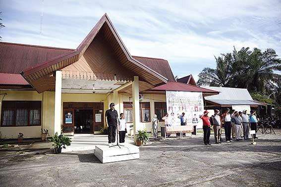 2018, DPRD Rohul Tuntaskan 9 Perda