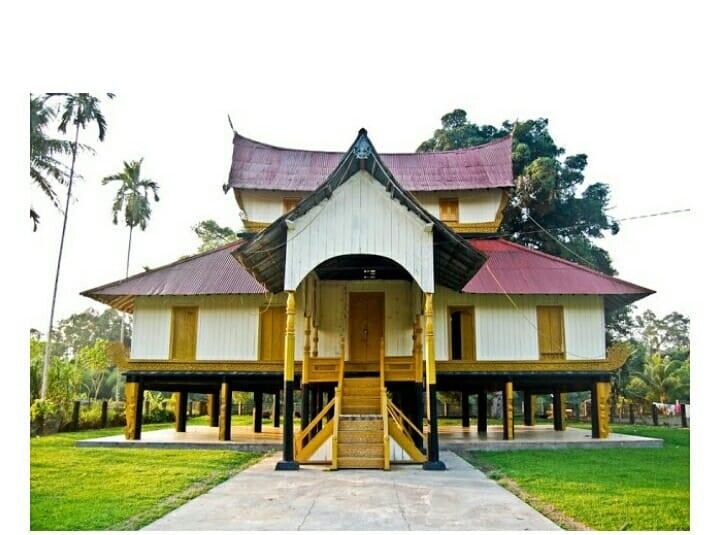 Istana Rokan IV Koto.