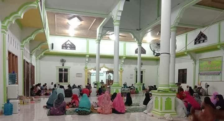 Maulid nabi muhammd saw tahun 1440 h/2018 m di masjid al istiala