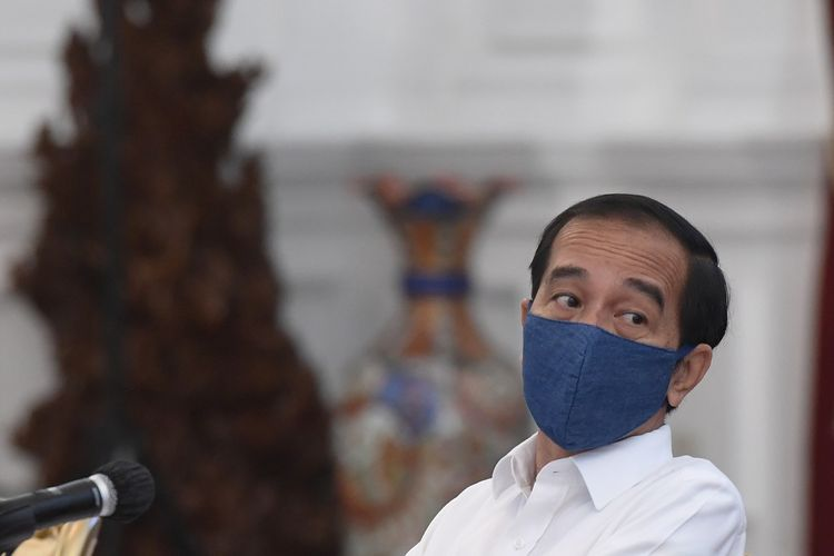 Setahun Jokowi-Ma\