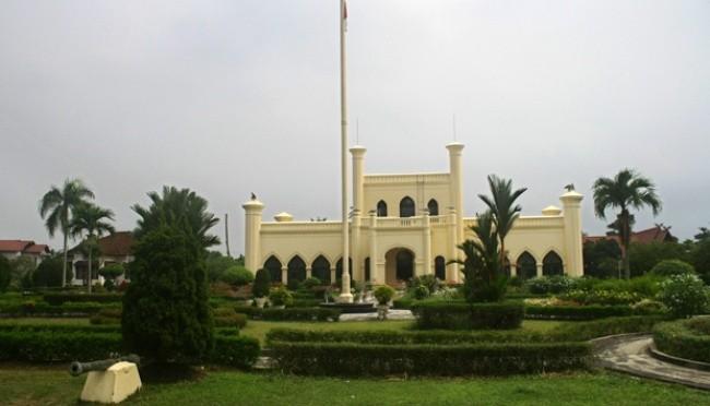 Istana Siak Dikunjungi 25 Ribu Wisatawan Selama Lebaran