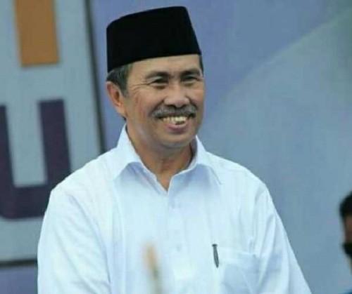 Dukung Jokowi 2 Periode, Gubernur Riau Terpilih: Ini Murni dari Hati