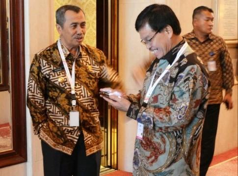 Hadiri Musrenbangnas, Gubri Sebut Program Riau Selaras dengan Kebijakan Nasional