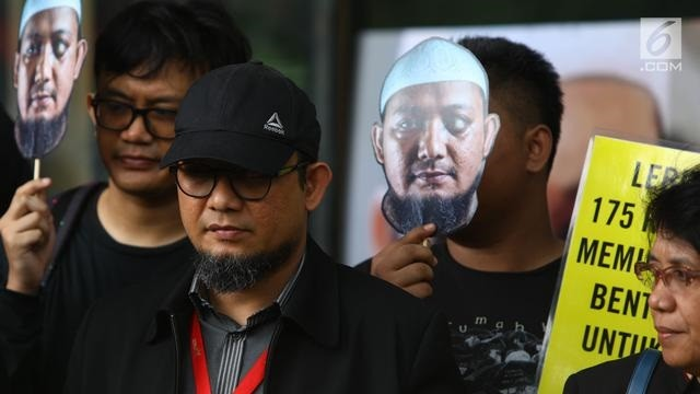 TPF Polri yang Gagal Temukan Penyerang Novel