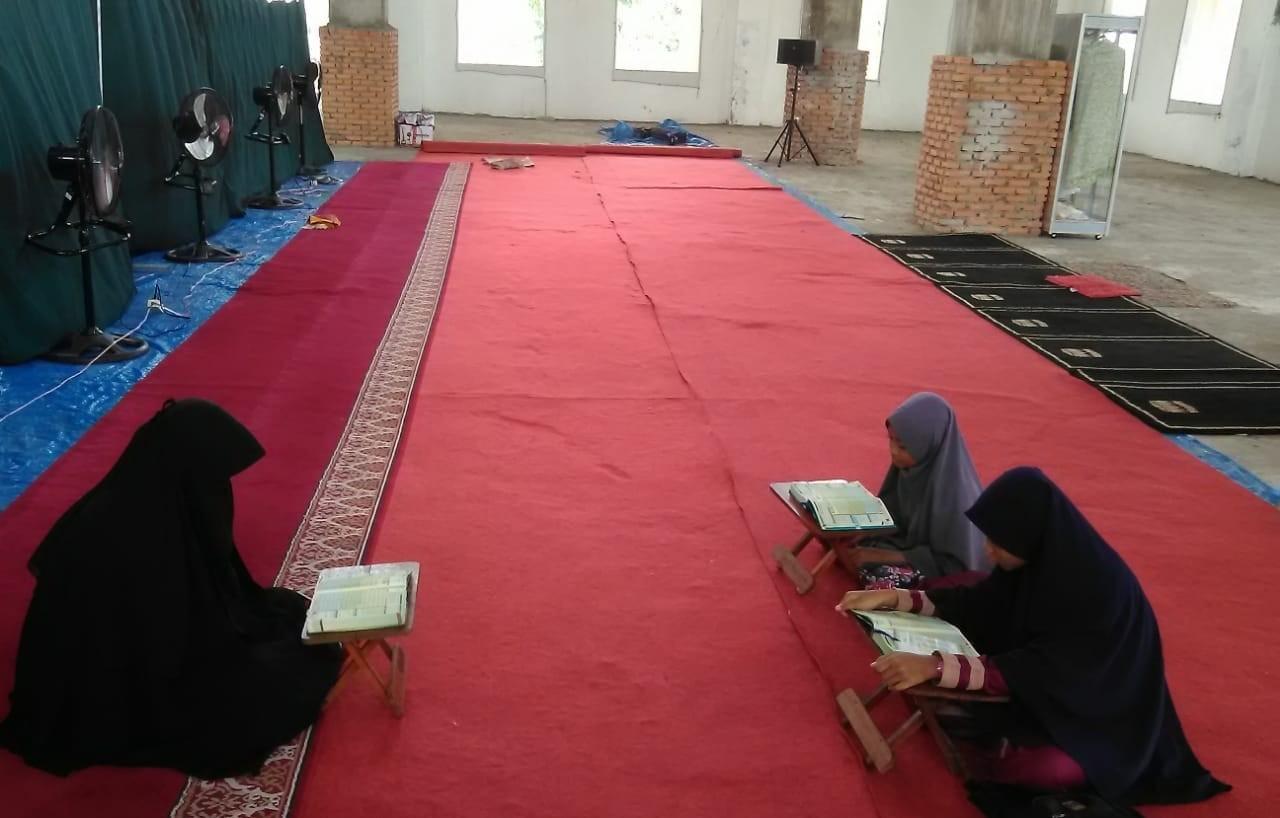 Peserta Program Tahfizd Ramadha