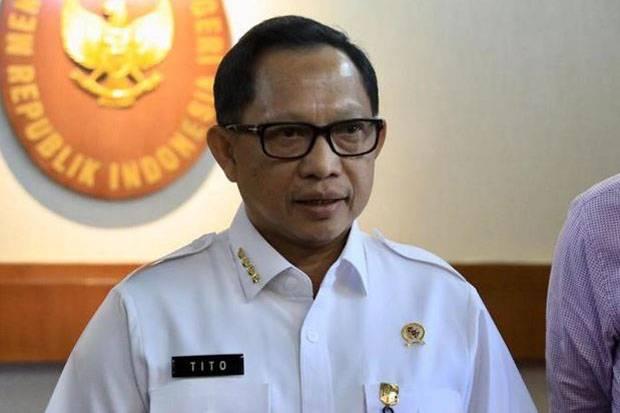 Ini Pesan Khusus Tito Karnavian ke Bupati-Wali Kota Hasil Pilkada 2020
