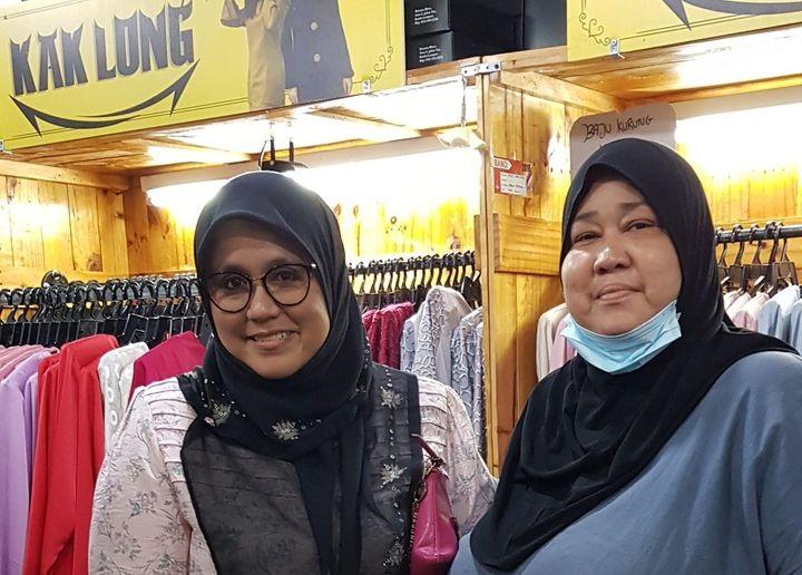 Kak long Di Malaysia