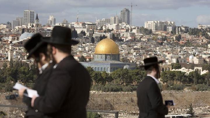 Palestina dan Status Yerusalem