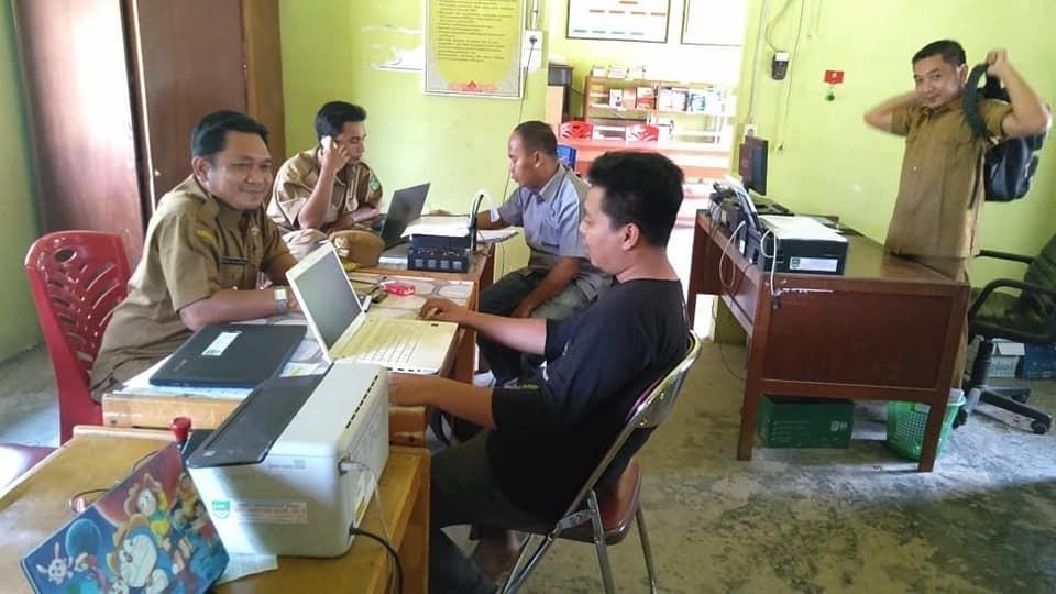 Supervisi dan monitoring kegiatan pembangunan tahun 2019,